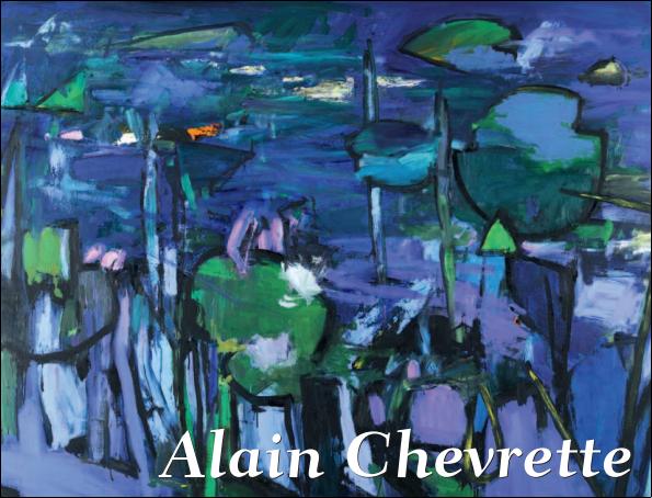 Alain Chevrette, Un pas plus loin